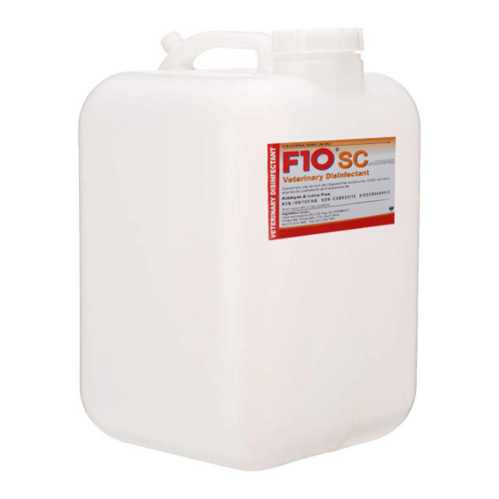 F10 SC Veterinary Disinfectant 25 L