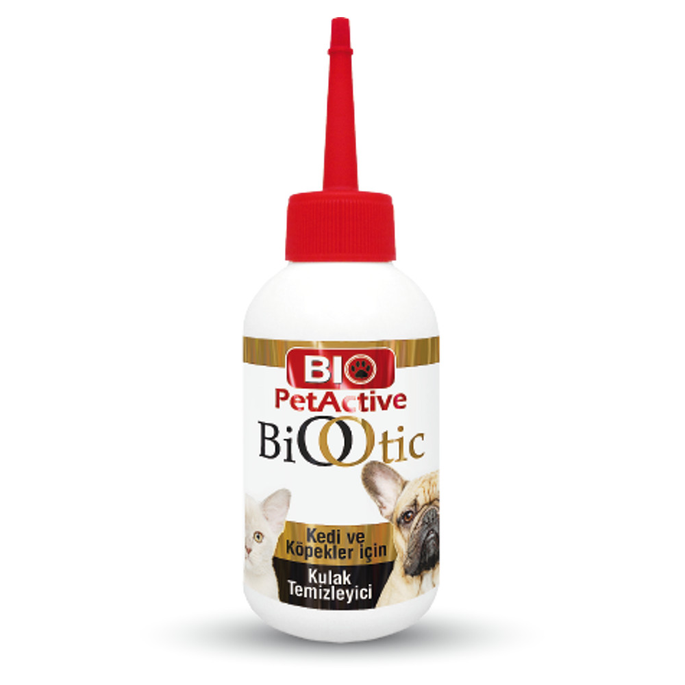 [E008735] Bio Otic (Ear Cleaner for Cats and Dogs) 100ml