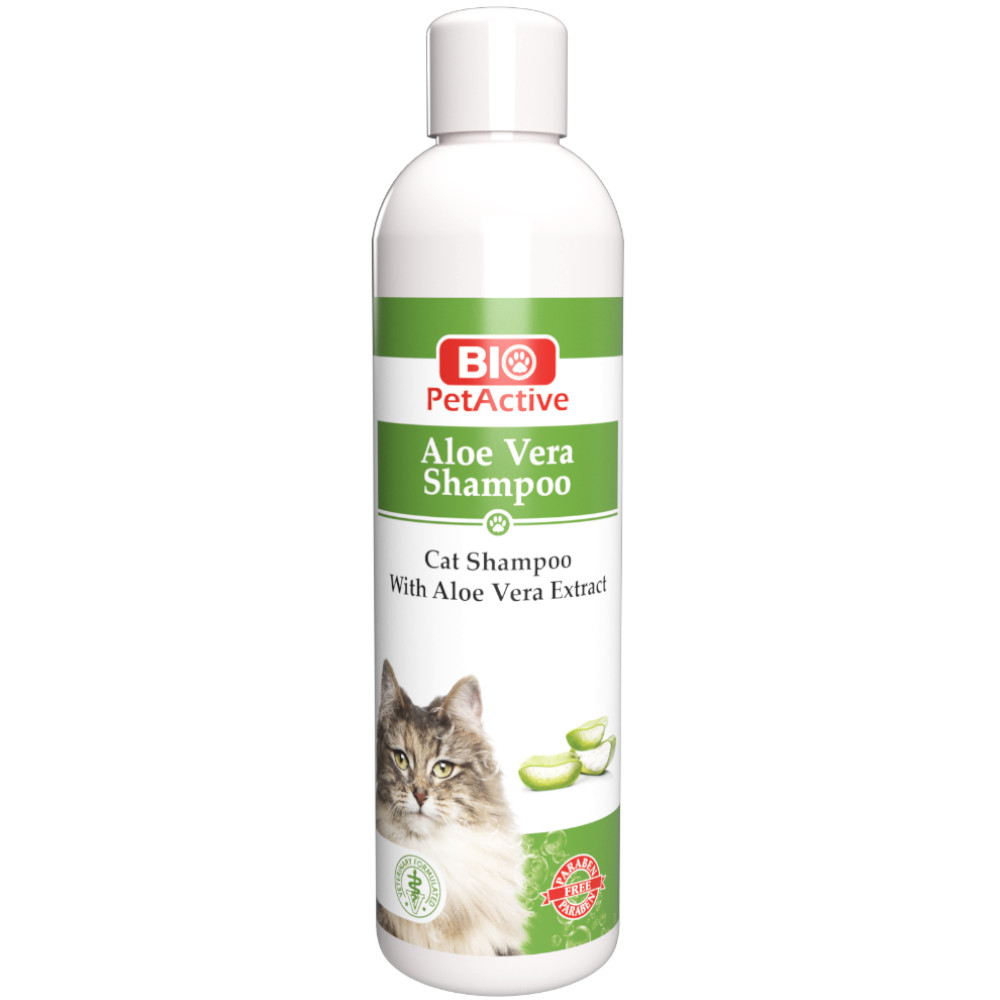 [E008736] Aloe Vera Shampoo for Cat 250ml