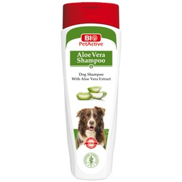 [E008737] Aloe Vera Shampoo for Dogs 400ml