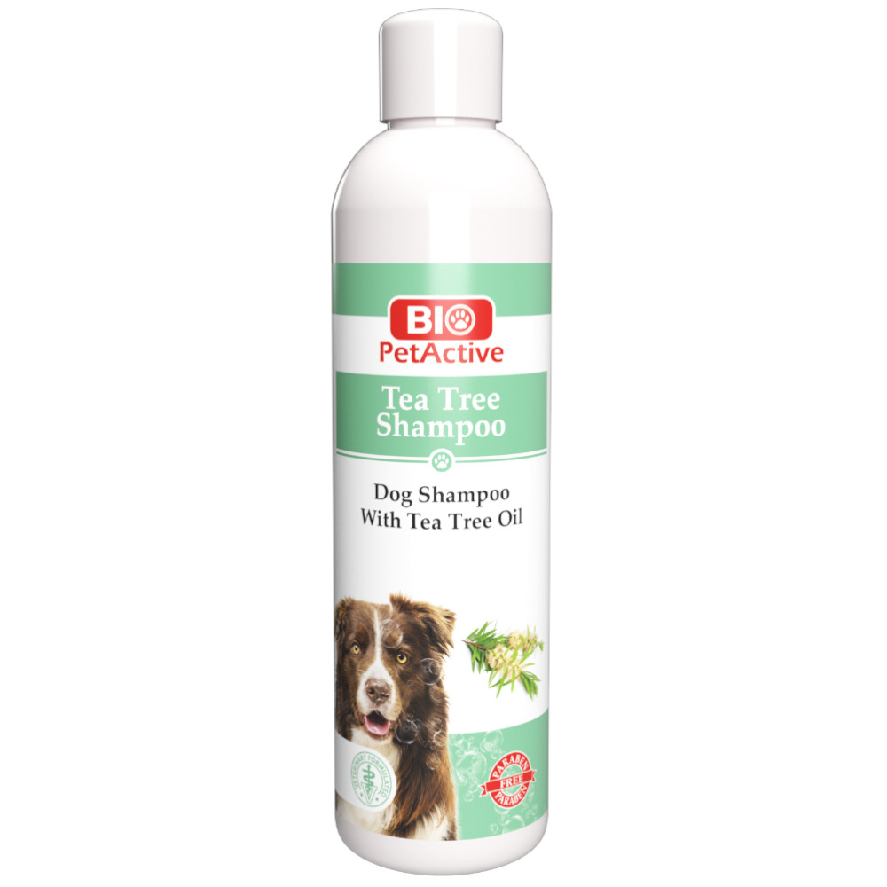 [E008738] Tea Tree Shampoo for Dogs 250ml