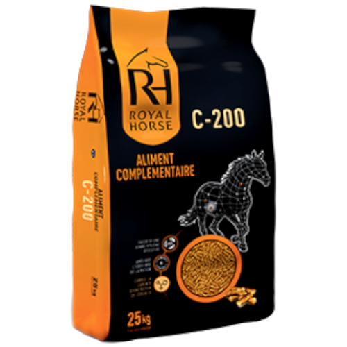 Royal Horse C200 Cereals Supplement 25kg