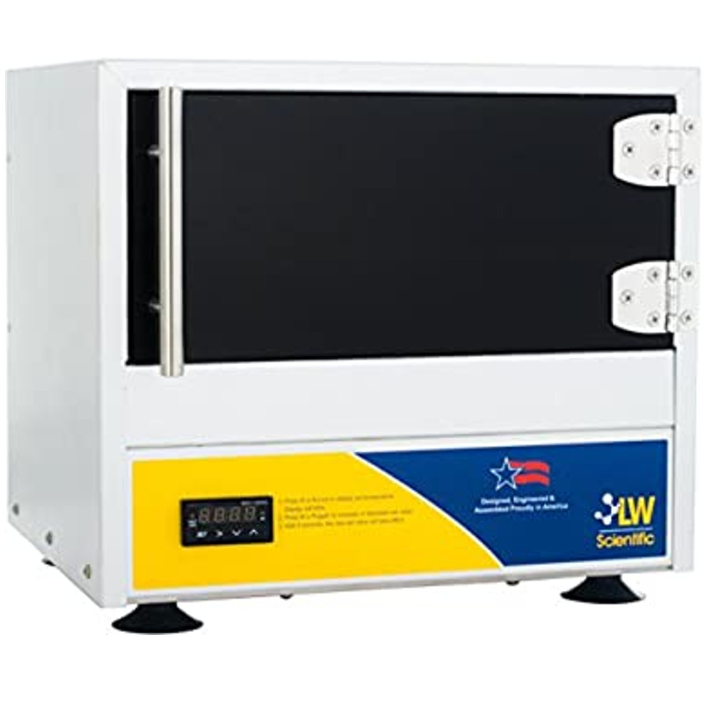 [E008898] USA Incubator 10L (.35 cu.ft) - 65C(150F) - Digital