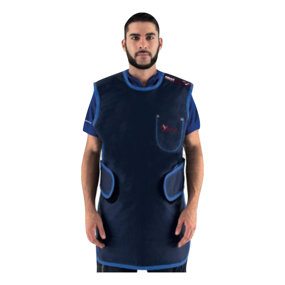 [E005790] Radiation Body Apron 0.5mm Lead Thickness 120Cm