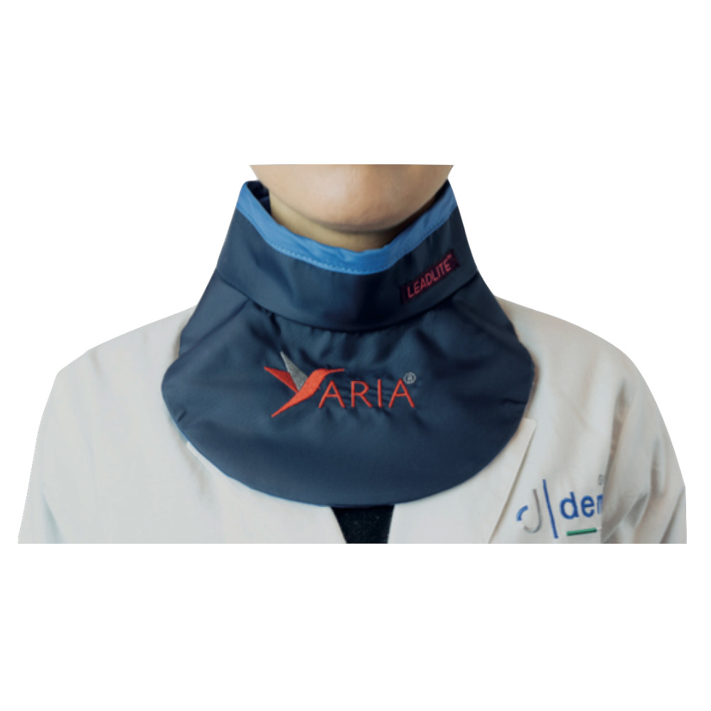 Radiation Thyroid Shield 0.5mm Lead Thickness